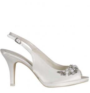 Zapato de novia Menbur
