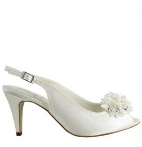 Zapato novia Menbur 2012