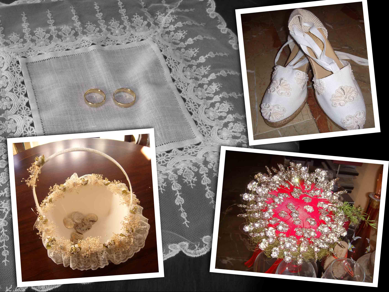 Complementos boda