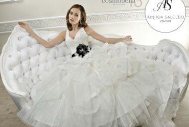 Colección de vestidos de novia italianos Cosmobella