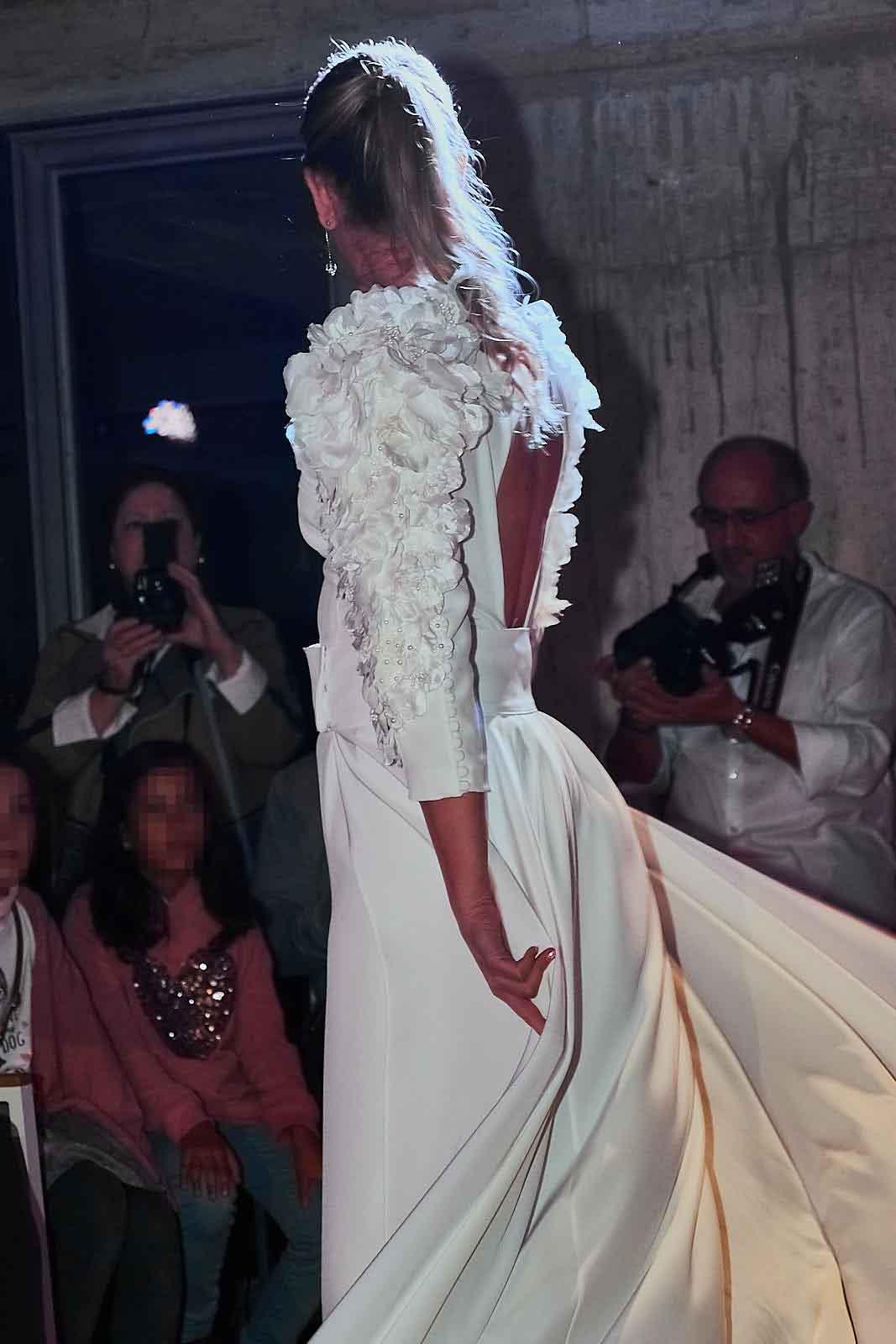 Vestido de novia Matilde Cano
