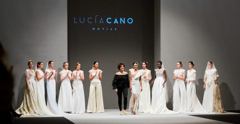 Vestidos de novia 2019: Lucía Cano