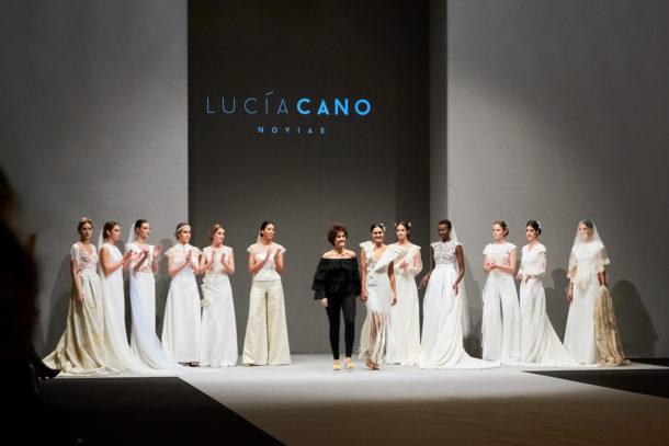 Desfile Lucía Cano