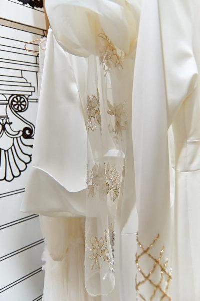 Vestidos de novia Jorge de la Rosa