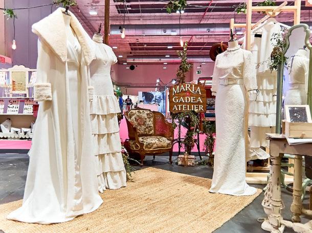 Vestidos de novia María Gadea
