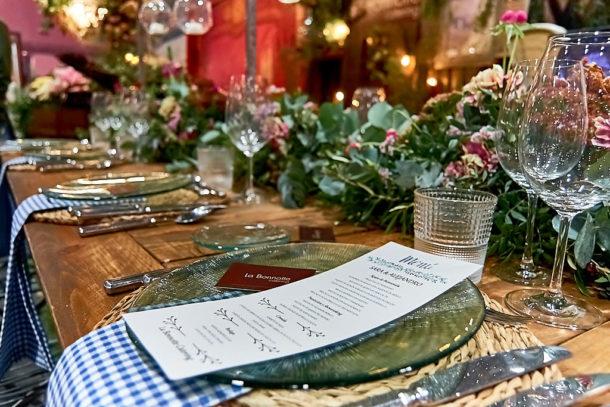 Catering para bodas La Bonnotte