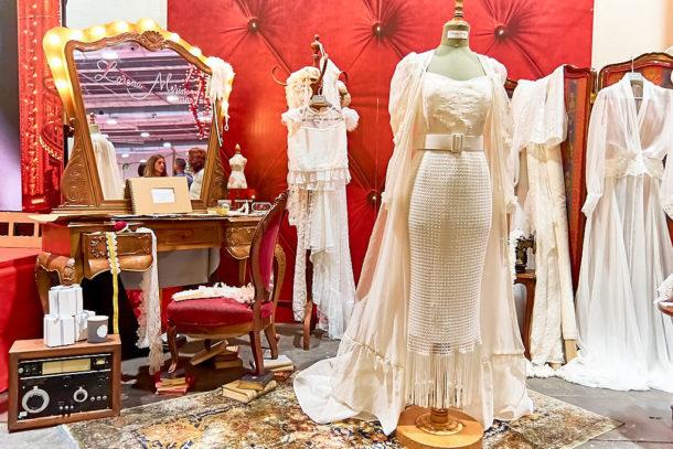 Vestidos de novia Lorena Merino