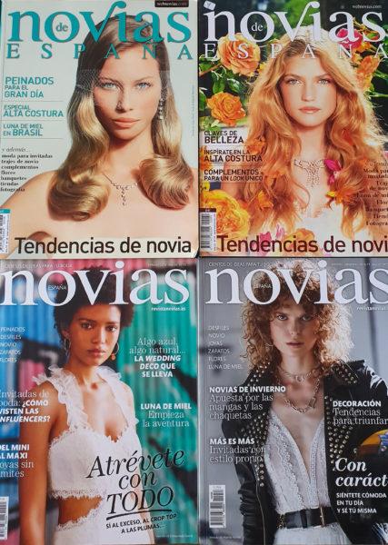 Ideas para bodas Revista Novias España