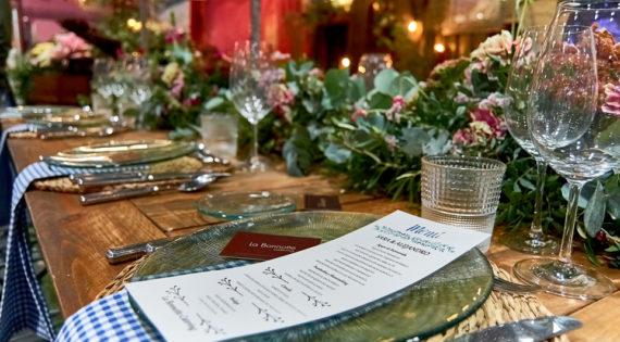¿Cómo elegir el menú de boda perfecto?