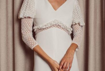 Raquel López Atelier: Vestidos para una novia diferente