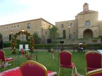 Decoración de una boda al aire libre
