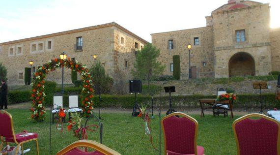 Decorar una boda al aire libre