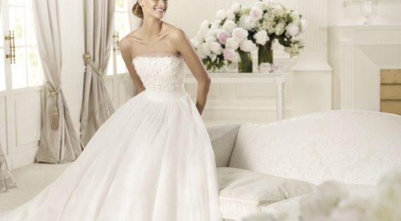 Vestidos de novia 2013 – I: Pronovias