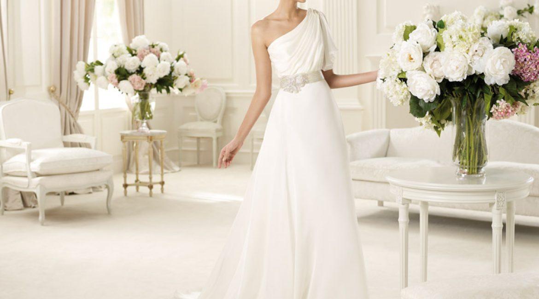 Vestidos de novia 2013 – II: Manuel Mota