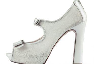 Zapatos de novia 2013 – I: Lodi invierno