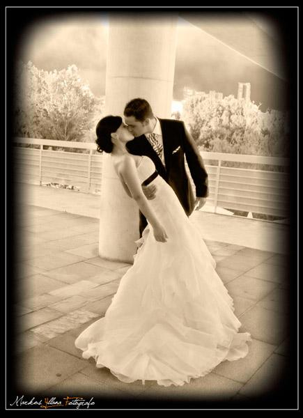 Fotógrafo bodas Valladolid