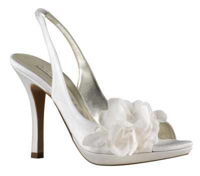 Zapatos novia Pura López