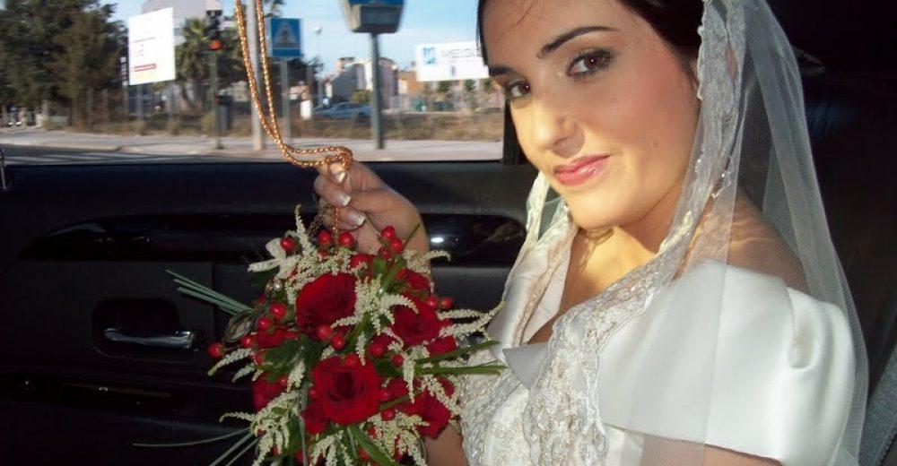 Un ramo de novia muy especial