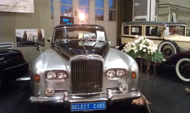 Alquiler coches de boda